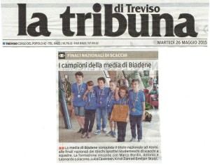 La Tribuna - Assisi 2015